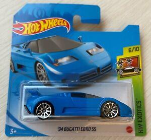 Hot Wheels94 Bugatti EB110 SS 6/10 2021