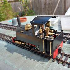 IP Engineering Jane. Janet? SM32 16mm. Gas Fired. High Pressure Boiler