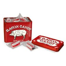 Bacon Candy in 2.5 oz Collectible Tin!