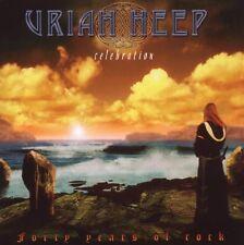 "URIAH HEEP ""CELEBRATION"" CD NEU"