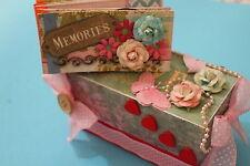 Hand made mini scrapbook by Karismatic Krafts (Name : Zahur)