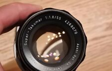 Para adaptarse a SONY una montura DSLR Takumar enfoque manual 55 mm 1.8 lentes Prime! - A7x A6000