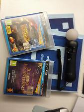 2 Giochi Wonderbook x Playstation 3 incluso Sony Motion Controller