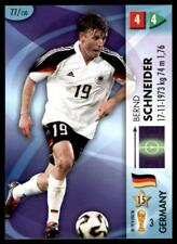 Panini GOAAAL! World Cup 2006 - Germany Schneider No.77