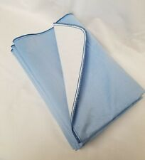 3 PREMIUM Bed Pads Reusable Underpads Quilted Incontinence Washable 34X36