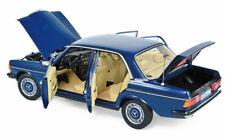 Norev 183710 1980 Mercedes-Benz 230 E-Klasse Limousine W123 blau 1/18