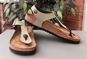 Birkenstock Kairo Ladies Sandals Khaki Size 37/4