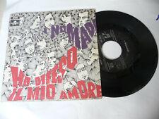 """I NOMADI""""CANZONE PER UN'AMICA(GUCCINI)-45 GIRI OLUMBIA It 1967""""CON STRILLONE"""