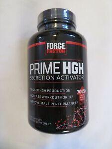 Force Factor Prime HiGH Secretion Activator 150 Capsules @8