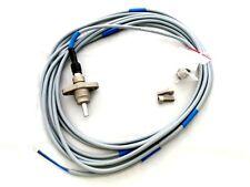Sonda de temperatura de Mettler Toledo PT100-764-EX/5M1-50HA-C22 PT100 con Cable 5M
