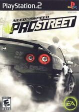 Need for Speed: ProStreet (2007) Brand New Factory Sealed USA Sony PS2 Game