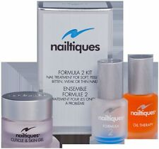 Nailtiques Nail Treatment Formula 2 Kit 3x 7ml