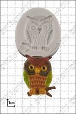 Silicona Molde Wise Owl   uso alimentario FPC Sugarcraft Envío Reino Unido!
