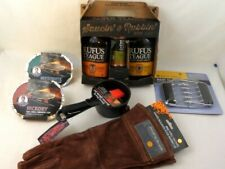 Rufus Teague Bbq Sauces / Rub Plus Bbq Cooking Accessories Package