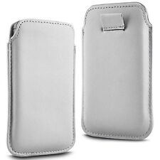 Soft PU Leather Pull Tab Flip Case Cover For Samsung Galaxy S2 i9100