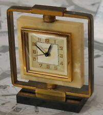Orologio sveglia d'epoca BAYARD rara MADE IN FRANCE ottimo oggetto d'arredo!!