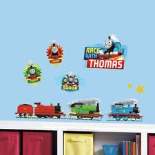 Roommates Thomas & Friends Wall Stickers, Boys Thomas The Tank Engine Wall Decal