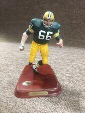 Ray Nitschke Danbury Mint Figurine Green Bay Packers