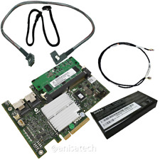 "DELL POWEREDGE R610 2.5"" DELL PERC H700 SAS SATA 6G 512MB RAID BATTERY CABLE KIT"