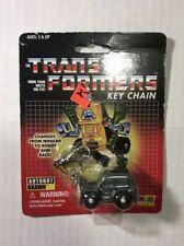 Transformers G1 2001 Brawn Keychain MOSC sealed key chain