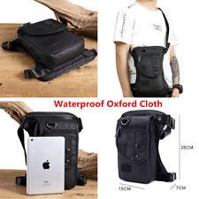 Waterproof Motorcycle Waist Leg Bag Drop Outdoor Thigh Belt Fanny Pack Pouch
