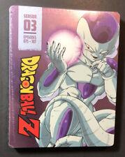 Dragon Ball Z - Season 3 Limited Edition Steelbook Blu-ray *preorder