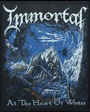 Immortal - At The Heart Of Winter patch - NO información #52503