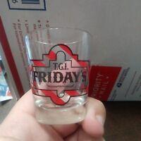 TGI Friday's Shot Glass Toothpick Holder