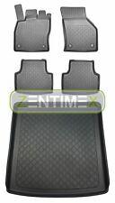 Z330804 SET Kofferraumwanne Gummifußmatten für Skoda Octavia Combi 3 5E Kombi 5-