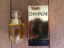 Eau de toilette Yves Saint Laurent série Champagne vaporisateur 50 ml