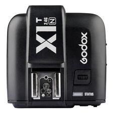 US Godox X1T-N TTL 2.4G Wireless Camera Flash Trigger Transmitter for Nikon