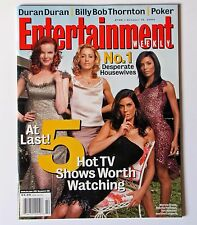 Entertainment Weekly #788 - Oct 2004 - Desperate Housewives, Duran Duran - MINT