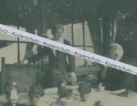 Berchtesgaden : Der Dichter Richard Voß im Landhaus -  um 1915     Y 10-9