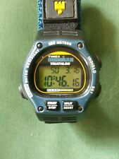 TIMEX - IRONMAN TRIATHLON 100 METER WATCH - Model 746 - New Battery