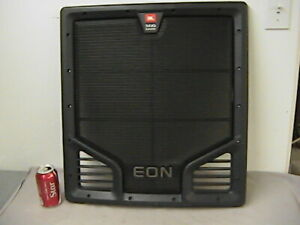JBL EON 518S  sub woofer cabinet front grill