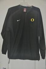 Nike Fit Storm Team Oregon  Ducks  ¼-Zip Windbreaker Pullover, Green, Size L