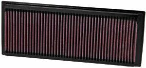 K&N Hi-Flow Performance Air Filter 33-2865 FOR Audi Q3 2.0 TDI (8U) 103kw, 2...
