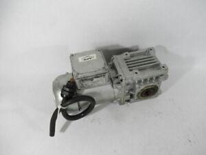 Bauer .25HP .18kW 1620rpm 230/460V TEFC 3Ph c/w Gear Reducer 50:1 ! WOW !
