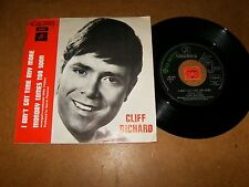 CLIFF RICHARD - I AIN'T GOT TIME ANY MORE - MONDAY  - 45 PS / LISTEN - POP ROCK