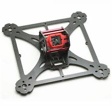 Lantian LT200 200mm Carbon Fiber Racing Drone Frame 3mm Unibody with Cam Mount