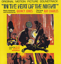 IN THE HEAT OF THE NIGHT / THEY CALL ME MR.TIBBS - CD - QUINCY JONES/RAY CHARLES
