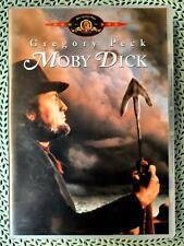 MOBY DICK - KULT KLASSIKER DVD VON JOHN HUSTON MIT GREGORY PECK - SAMMLUNG