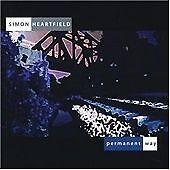 Simon Heartfield - Permanent Way  CD ALBUM  NEW - STILL SEALED