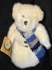 Retired Boyd Bear Eunice P. Snowbeary Snow-Women Bear