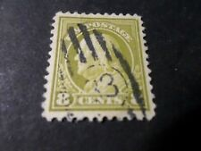 ETATS UNIS, USA, timbre 185 CELEBRITE', FRANKLIN, oblitéré VF used STAMP