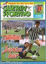 GUERIN SPORTIVO-1992 n.18- BAGGIO-FONSECA-CARECA-FILM C.-SPECIALE DILETTANTI