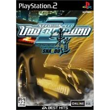 Used PS2 Need for Speed Underground 2 EA Best Import Japan Hits