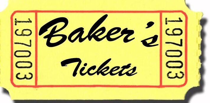 Baker's Tickets and Condo Rentals