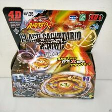 US HOT Beyblades Flash Sagittario 230WD metallo Fury 4D LEGGENDE BEYBLADE BB-126