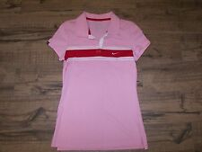 Women's Nike Athletic Polo Shirt - S (4-6)